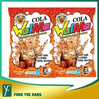 Brand name of Fruit Juice / cola flavored powder / 60g making 2L drinks