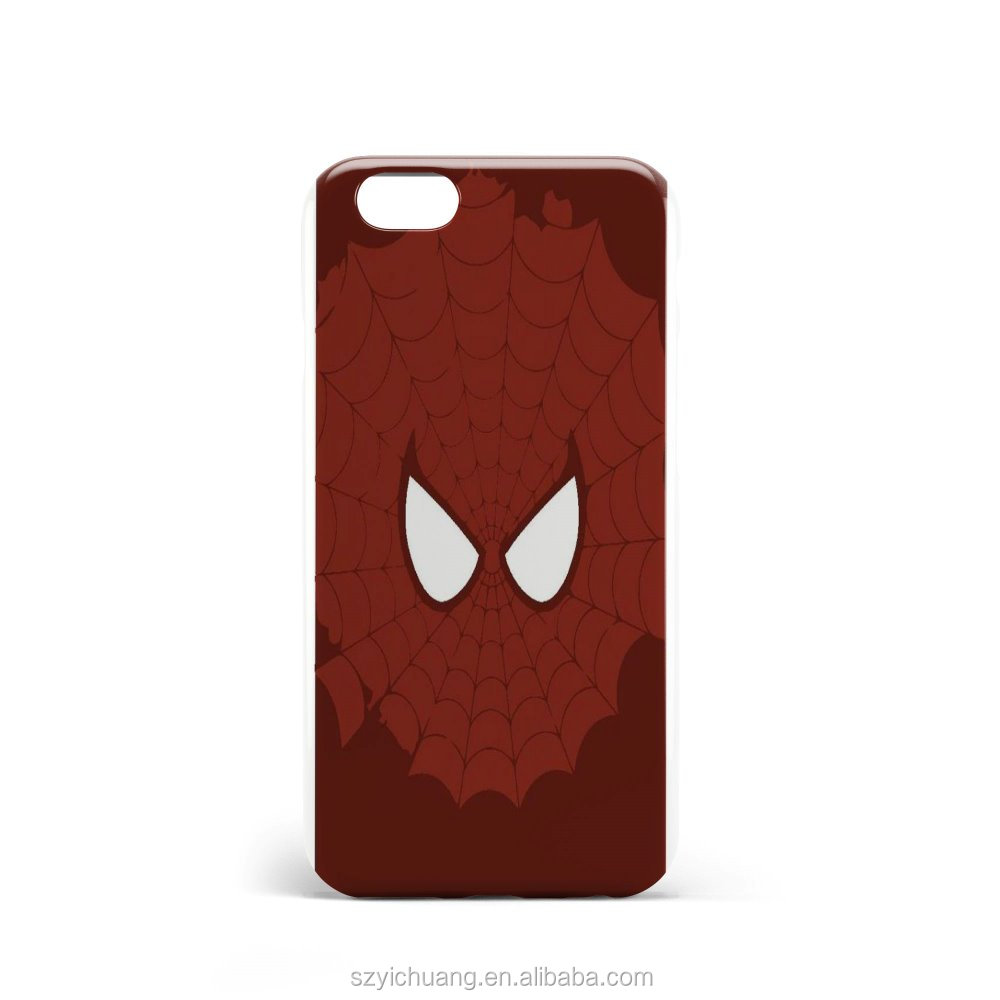 free sample mobile phone accessories custom designs PC case for iphone 6