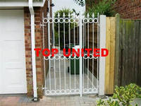2016 most popular Factory direct price professional manufacture garden/farm gate