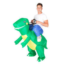 2017 big inflatable cartoon costume , inflatable dinosuar costume ,advertisement cartoon