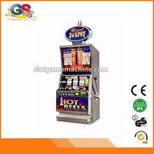 Arcade Amusement Entertainment Las Vegas Slots Cabinet Game Machine for Casino NightClub