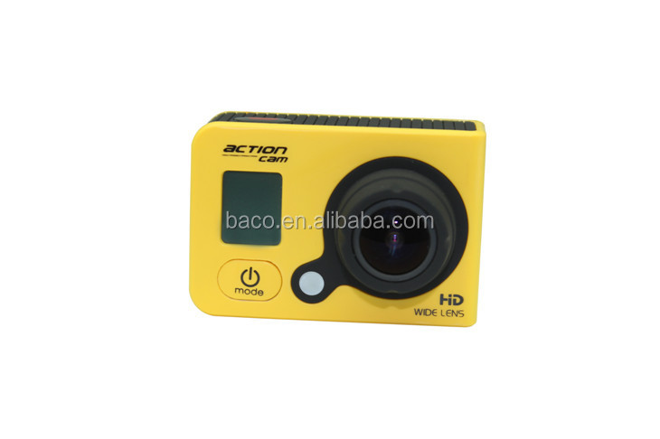 New Waterproof rd990 action camera