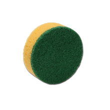 quick self cleaning hair brush cleaning sponges with extension handle/with plastic handle,sponge scrubber,cleaning sponge