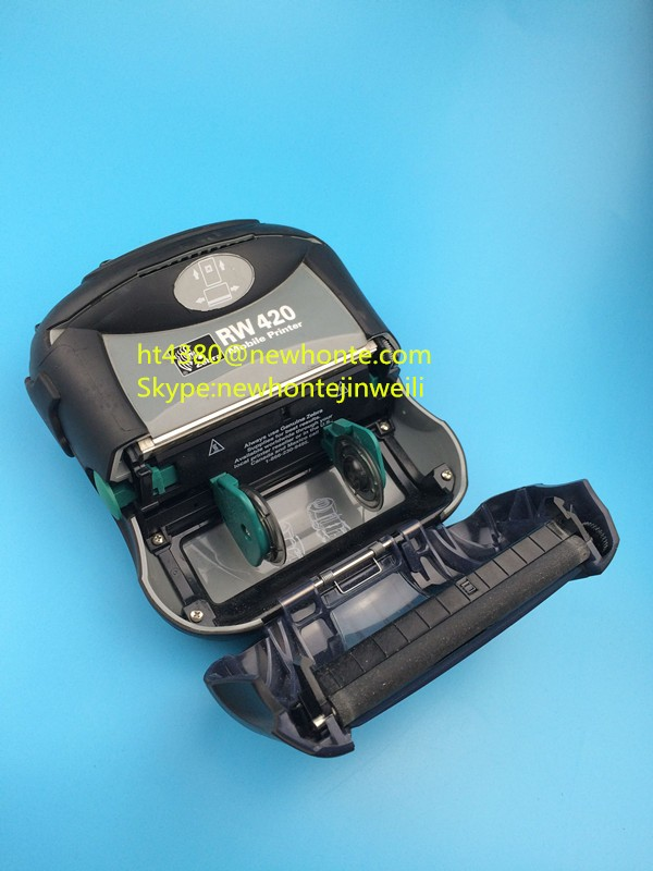 RW420 used mobile receipt printer 100% work conditional