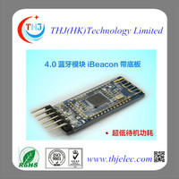 Bluetooth CC2541 original 4.0 low-power Bluetooth serial module with a backplane data transparent transmission module
