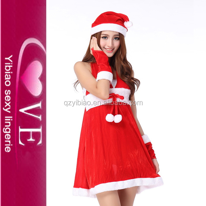 christmas wear for women sexy lingerie of santa claus costume