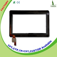 Flexible lcd screen 4.3 inch handheld display touch screen
