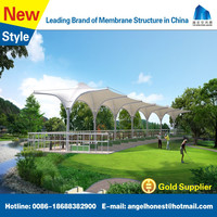 Better economic effectiveness inflatable tent structure