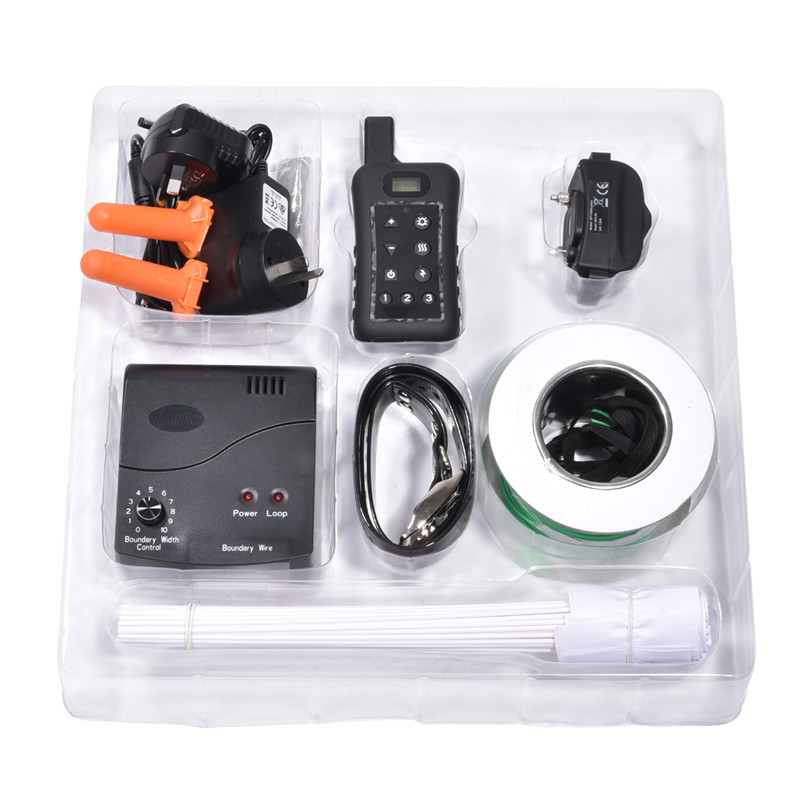 DF-113R remote shock collar Automatic wireless dog fence