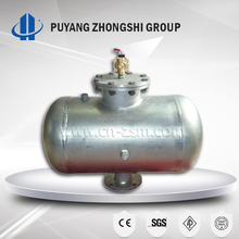 China manufacturer supply series bunker dredging small pressure vessels