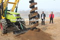 Dahai Pile driving Drill Machine for Concrete Pole