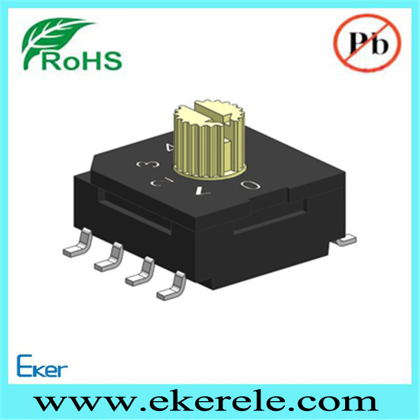 RS8053S 0-5 Position Rotary Timer Switch Waterproof Meet IP67
