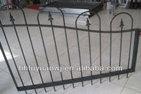factory directly solid metal fence panel