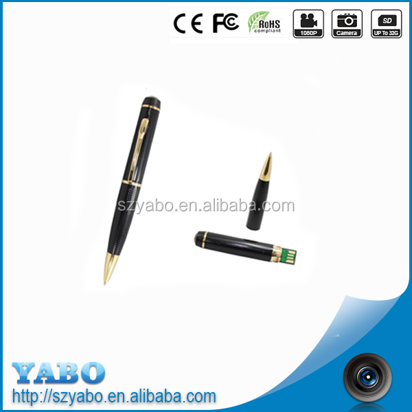 Detective camera in cctv pen camera recorder pen drive