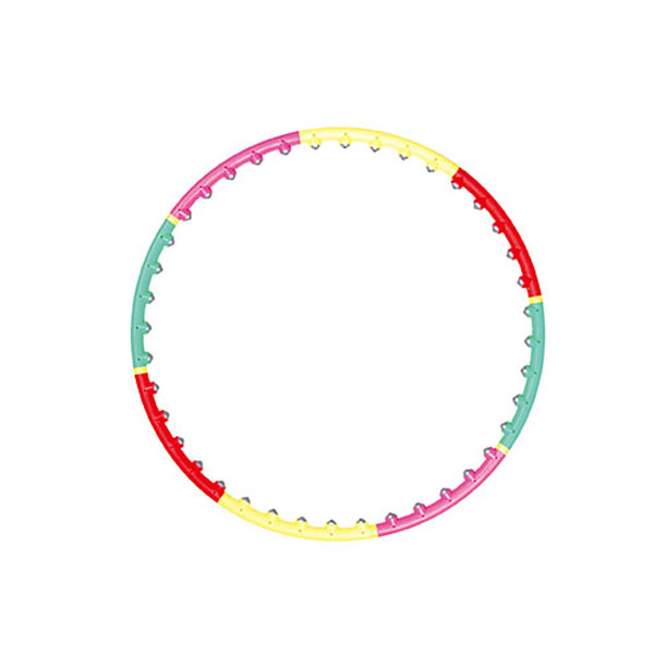 High quality fitness equipment hula hoop ring