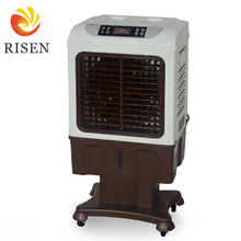 300-12000 m3h Big size floor standing industrial evaporative portable swamp air cooler fan price for room with high quality