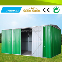 hot selling self assemble prefabricated building houses