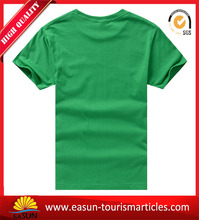 Beautiful custom logo t-shirt V-neck t-shirt t shirt printing