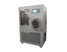 Freeze Drying Equipment 10KG capacity Lab type food lyophilizer freeze dryer for food fruit milk juice