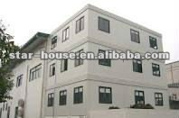 Knockdown house for hotel/office/apartment/school/camp/shop Manufacturer