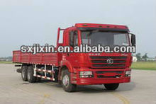 Used truck/ Shacman all-wheel drive lorry cargo truck 6x6 Euro 4 for sale in lower price