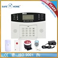Defense Gsm Alarm System, Gsm Burglar Home Alarm Security System, Anti-Theft Guard Burglar Alarm
