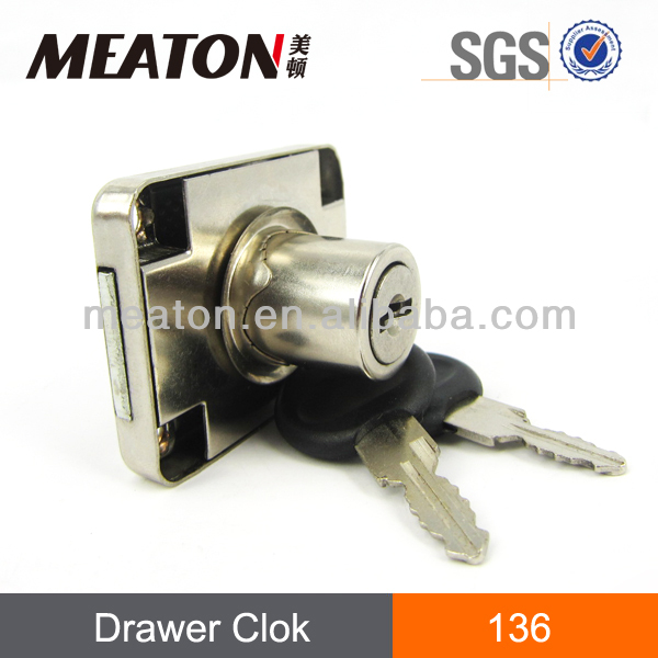 Steel 138S-22 Small Drawer Lock