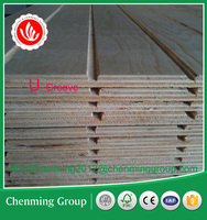 Slotted panel plywood/slotted plywood/groove plywood