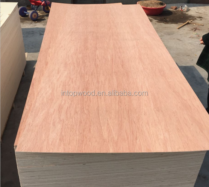 china linyi 9mm-18mm bintangor commercial plywood factory