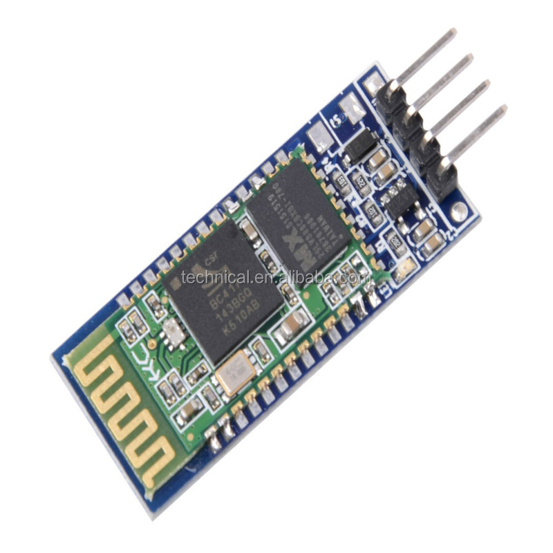 Bluetooth serial pass-through module wireless serial communication from machine Bluetooth Module for HC06 Bluetooth