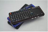 Wireless Bluetooth Flexible Keyboard with Touchpad for Android TV Box