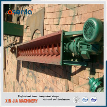 auger sprial hopper feeder cement screw conveyor