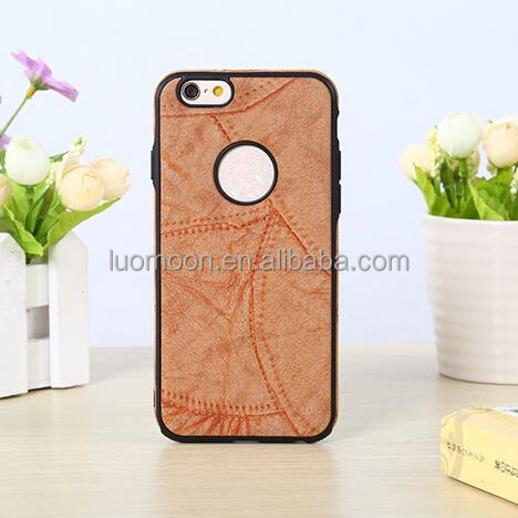 2017 providers TPU for iphone 7 7S case pu leather unique products 2017 smart phone