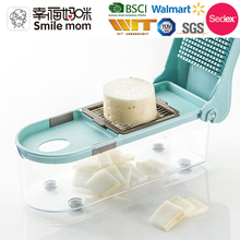 Easy to disassemble vegetable slicer shredder manual potato cutter