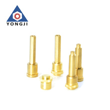 Oem Precision Machining Customized Semi Hollow Aluminum /Brass Rivets
