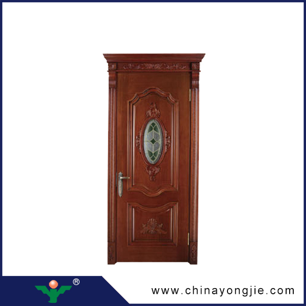 2016 new products alibaba china door wood panel door for Latest wooden door designs 2016