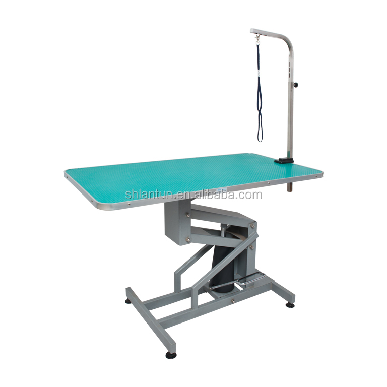 Dog grooming table hydraulic trimming table pet supply