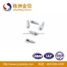 Customized Hard Alloy Threaded Tire Studs For Snow Boots