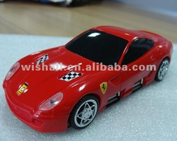 Ferrari car design USB2.0 4 port HUB, 4 port usb hub, fashional design usb hub,