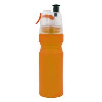 new summer TRITAN spray water bottle ,bpa free Spray mist bottle sport water bottle with straw,Professional