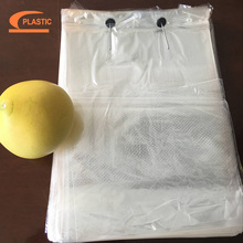 1 ton plastic opp cpp micro-perforated plastic bag for vegetable