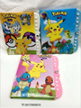 New children's creative Hard Copybook Pokemon password notebook student diary