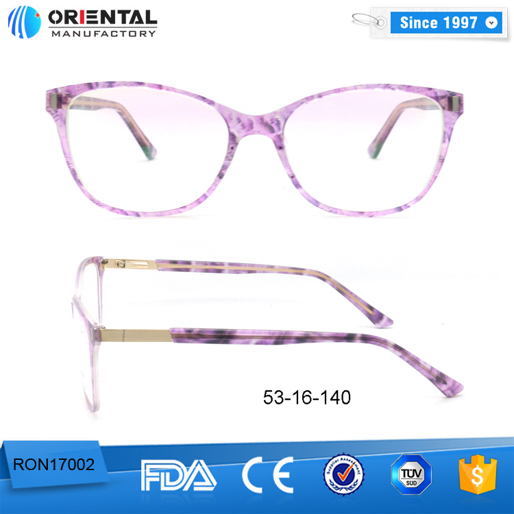 2017 Wenzhou Oriental Optical Frames Spectacles Frame And Lenses Wholesale In China
