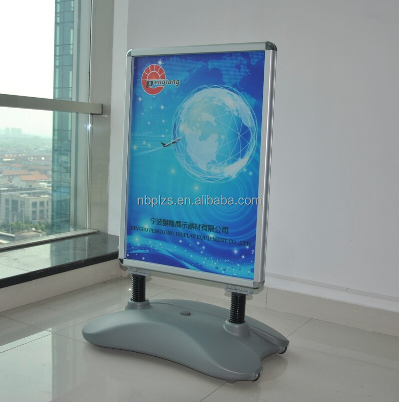 Windmaster outdoor pavement sign,water base <strong>poster</strong> display sign,22*28 forecourt <strong>poster</strong> display