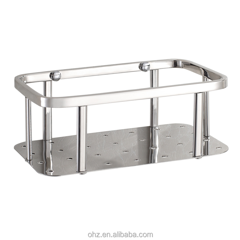 Rectangle stainless steel wire basket