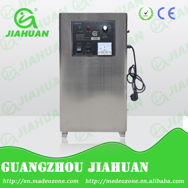 hotel ozone generator water sterilizer for cleaning vegetables