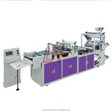 LR-600 Multi-function plastic bag packing making machine for sale