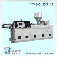 Cast film extrusion line