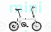 Good Quality folding bikes from pocket bike fairings with CE&ISO