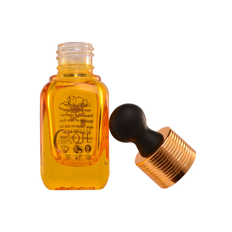 Yellow Beautiful Essential Oil Bottle For Various Usage